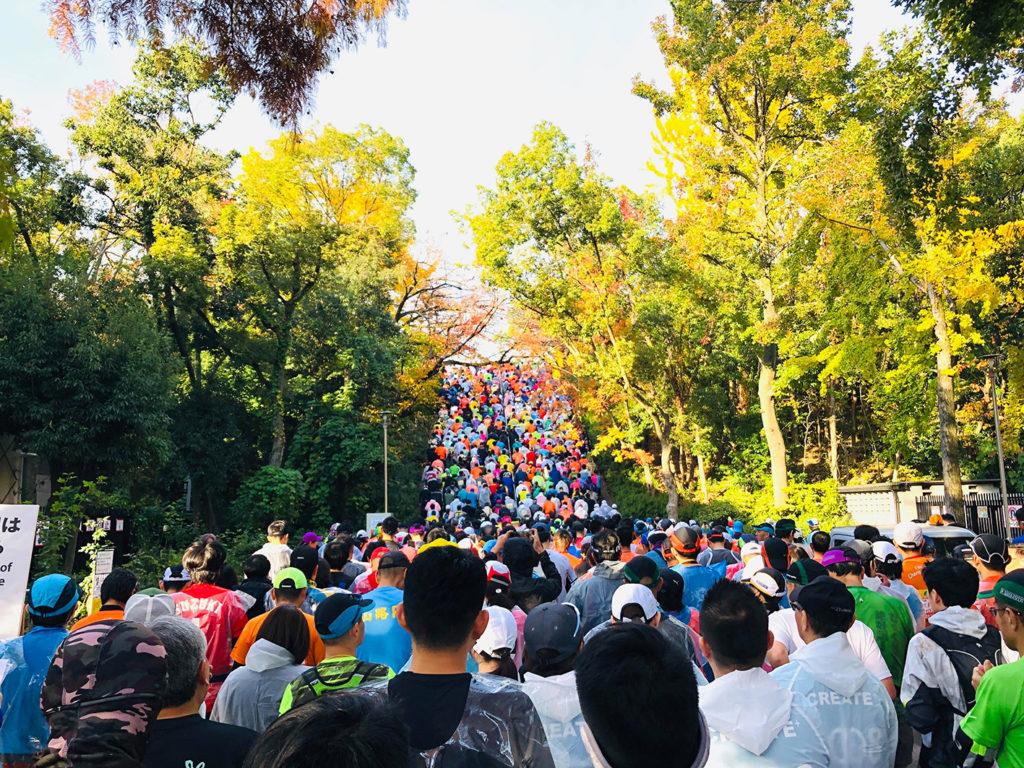 大阪マラソン当日_10