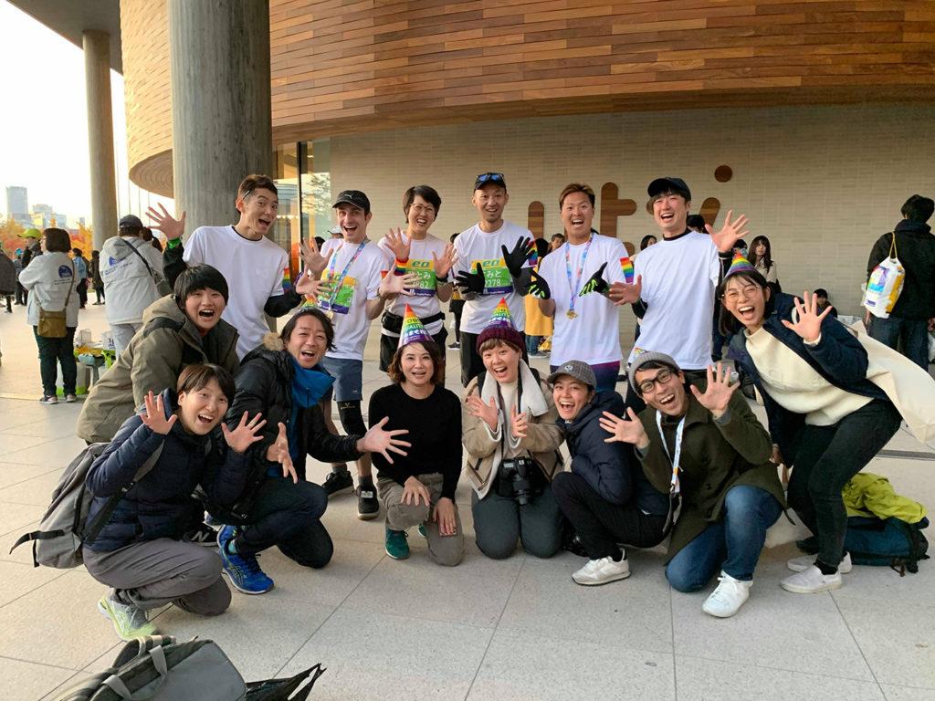大阪マラソン当日_31