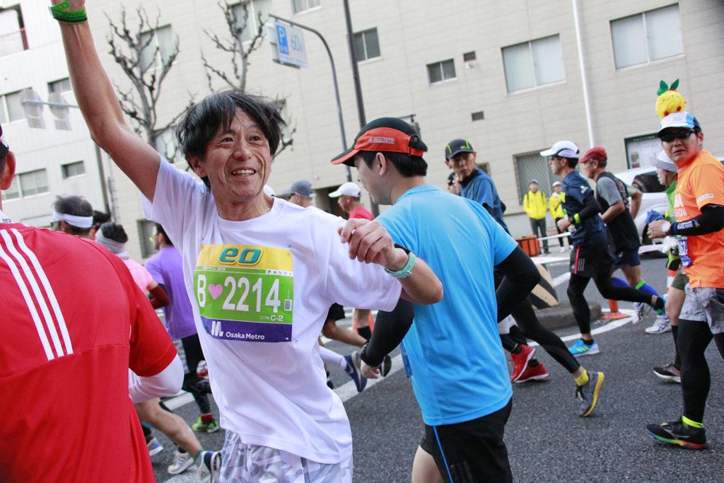 大阪マラソン当日_15